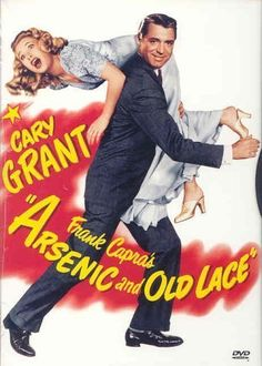 Arsenic and Old Lace (1944) One the funniest old Black and white movies every. Funnier than most movies today.
