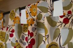 Tab Curtains - tutorial (One day when I learn to sew again.)