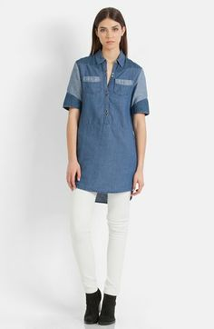 Addicted to chambray. | @Nordstrom