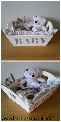 Dienblad 'Baby'