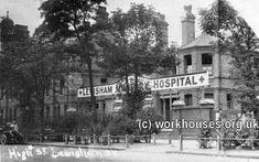 Lewisham Military Hospital, c1916.