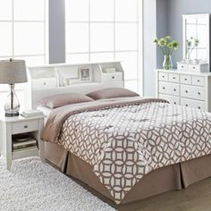 sauder u0027shoal creeku0027 youth bedroom furniture sears