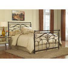 Lucinda Sleigh Bed