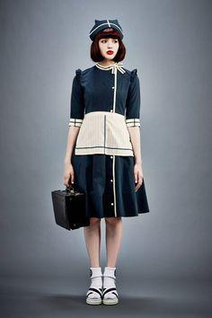 スキヤキちゃん(メルマガ登録がオススメ) on in 2020 Cute Fashion, Retro Fashion, Vintage Fashion, Fashion Outfits, Alternative Mode, Alternative Fashion, Japan Fashion, Runway Fashion, Womens Fashion