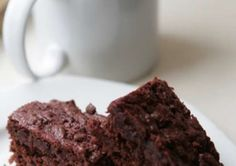 The healthy Chocolate and beetroot brownies - will it work?!  http://www.rebecca-taylor.org.uk
