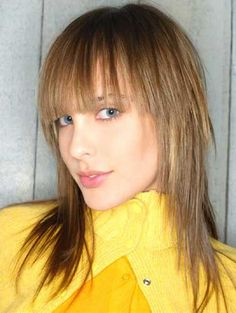 Fringe Hair | Best Hairstyles Trends for 2015