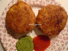 Bohri recipe - Kheema Ni Pattice