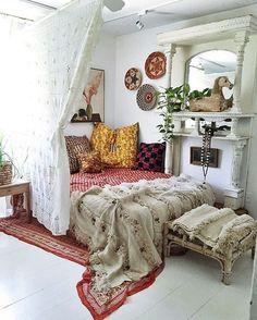 Houd jij ook zo van de 'boho-style'? Een unieke en bonte stijl als je houdt van kleur en leuke pr...