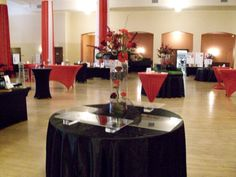 Des Moines Scottish Rite Consistory Grand Banquet Room