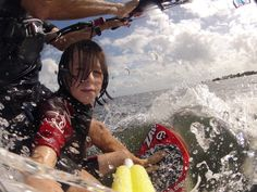 Kiting with Dylan - A Waterlust Short