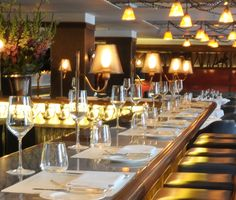 Corrigan's Mayfair › › London - restaurant bar