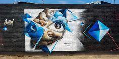 Street Art Trip en Belgique – Partie 2 : Le street art à Anvers | Ufunk.net