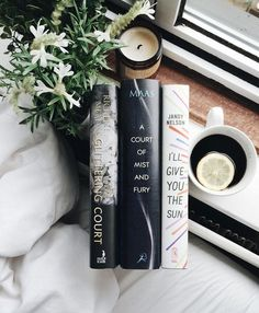Here's what I read in May: A Court of Thorns & Roses by Sarah J. Maas (reread): 5/5 A Court of Mist & Fury by Sarah J. Maas: 5/5 I'll Give You The Sun by Jandy Nelson (reread): 5/5 The Glittering Court by Richelle Mead: 2/5 A Court of Mist and Fury was my favourite read of the month AND probably my favourite of the year so far I loved it so much But it did put me in the worst reading mood ever and I thought I would never want to read another book ever again but I think The Name of the Wind…