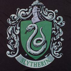 Harry Potter Slytherin Crest Women's Tank Top | TVMovieDepot.com