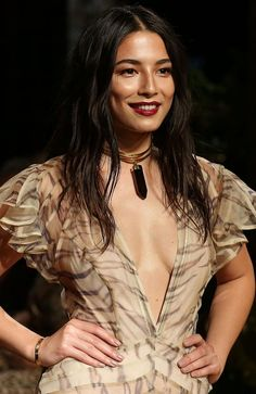 Jessica Gomes for David Jones in Zimmermann Kiss Beauty, Hair Beauty, Asian Makeup Looks, Jessica Gomes, Aesthetic People, Girls Makeup, Beautiful Asian Girls, Party Fashion, Fashion Pictures