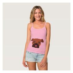 Barney Happy Dog Barney Happy Dog Women Tank Top