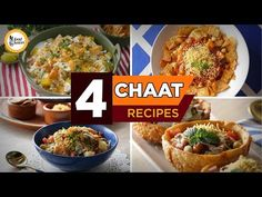 4 Special Chaat Recipes By Food Fusion Ramadan Desserts, Ramadan Recipes, Ramadan Food, Indian Food Recipes, Ethnic Recipes, Indian Foods, Chaat Recipe, Food Lab, Fusion Food
