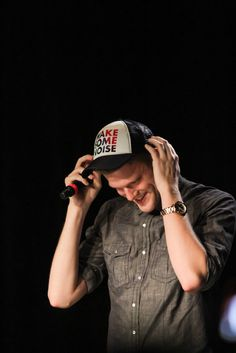 Nice hat.