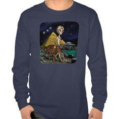 Walkin' The Dog Tee Shirts
