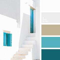 Цветовая палитра №3285