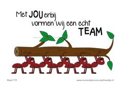 Momentje voor Complimentje is under construction Human Resources, Teamwork, Picture Quotes, True Stories, Compliments, Dutch, Coaching, Happy Birthday, Spirit