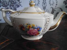 One of our lovely Sadler teapots