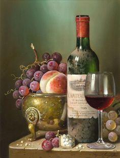 Раймонд Кэмпбелл — ценитель французских вин | Helenga.