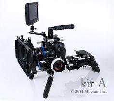 movcam hdslr rig for canon 5d mark 2 by movcam, via Flickr