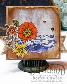 September 2014 Fancy Friday sketch challenge ~Becky Cowley