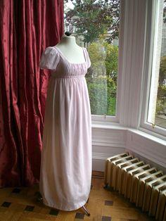 Jane  Custom Regency Dress by EleanorsBox on Etsy, £180.00