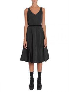 MARC JACOBS Abito Scollo A V. #marcjacobs #cloth #dresses