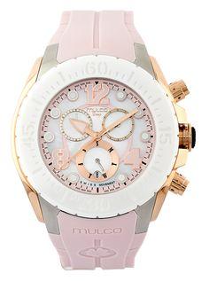 #Reloj #Mulco Colección Deep Lens Color Rosa MW1-82197-813