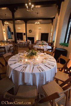 Chase Court wedding ceremony reception. Earth tone wedding colors. Rustic wedding decor. Chase Court wedding catering.