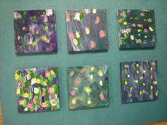 Artolazzi: Mini Monet Magnets