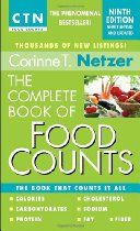corinne netzer complete book of food counts