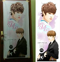 Poster Banner 60 x 155cm .. Price: IDR 45.ooo