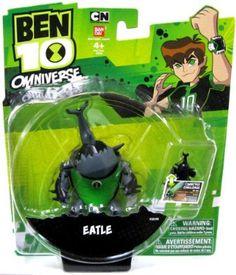 Amazon.com: Ben 10 Ultimate Alien Eatle: Toys & Games
