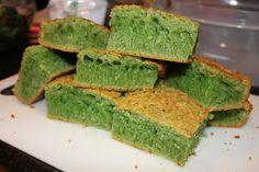 Malisa's Food Blog: Vietnamese Honeycomb Cake (Banh Bo Nuong)