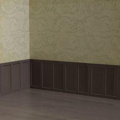 Μερική ξύλινη επένδυση τοίχου επαγγελματικού χώρου ή οικίας [Σειρά Vintage] Cabinet, Storage, Furniture, Vintage, Home Decor, Clothes Stand, Purse Storage, Decoration Home, Room Decor