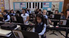 The education program Music and the Brain aims to instruct young people far beyond the rudiments of music