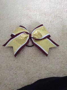 EMW cheer bow