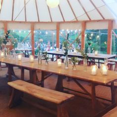 Wedding Yurt at Fron Farm Yurt Retreat. Rural venue for quirky weddings in West Wales.