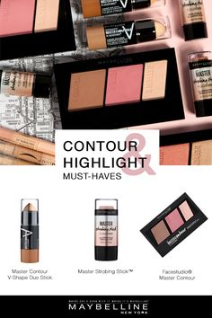 Maybelline New York has the must-have drugstore products you need for…