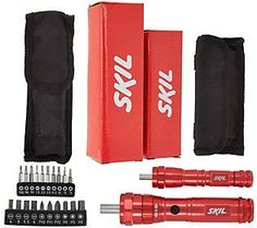 Skil Set of 2 Flashlight Screwdrivers