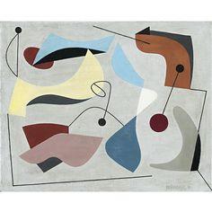 Ad Reinhardt, Abstraction