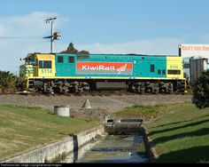 RailPictures.Net Photo: 5114 Kiwi Rail DXB class at Napier, New Zealand by William Rutgers