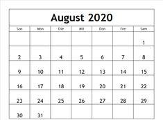 Kalender 2020 August Kalender August, Computer Keyboard, Electronics, Computer Keypad, Keyboard, Consumer Electronics