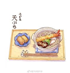 Food Drawing, Food Illustrations, Drawing Reference, Stickers, Drawings, Anime, Home Decor, Art, Art Background