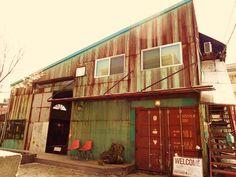 画像 : ここカフェなの!?驚くほど素敵すぎる倉庫カフェ♡ - NAVER まとめ