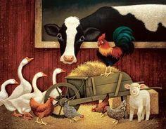 lowell herrero art | All My Friends | Lowell Herrero Art Prints & Posters | PictureStore